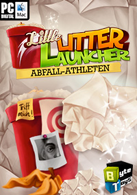 Little Litter Launcher - Abfall-Athleten Packshot