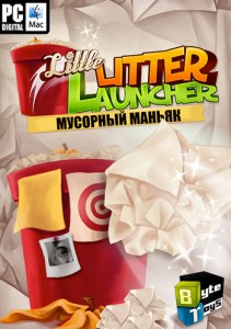 The Russian Packshot of Little Litter Launcher
